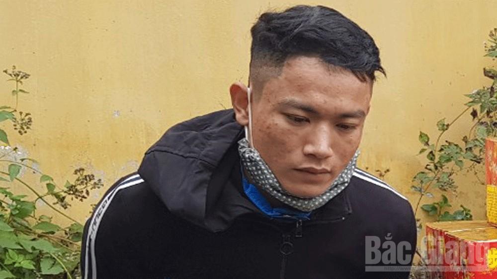 Bắc Giang: Mới ra tù lại tiếp tục tàng trữ hàng cấm